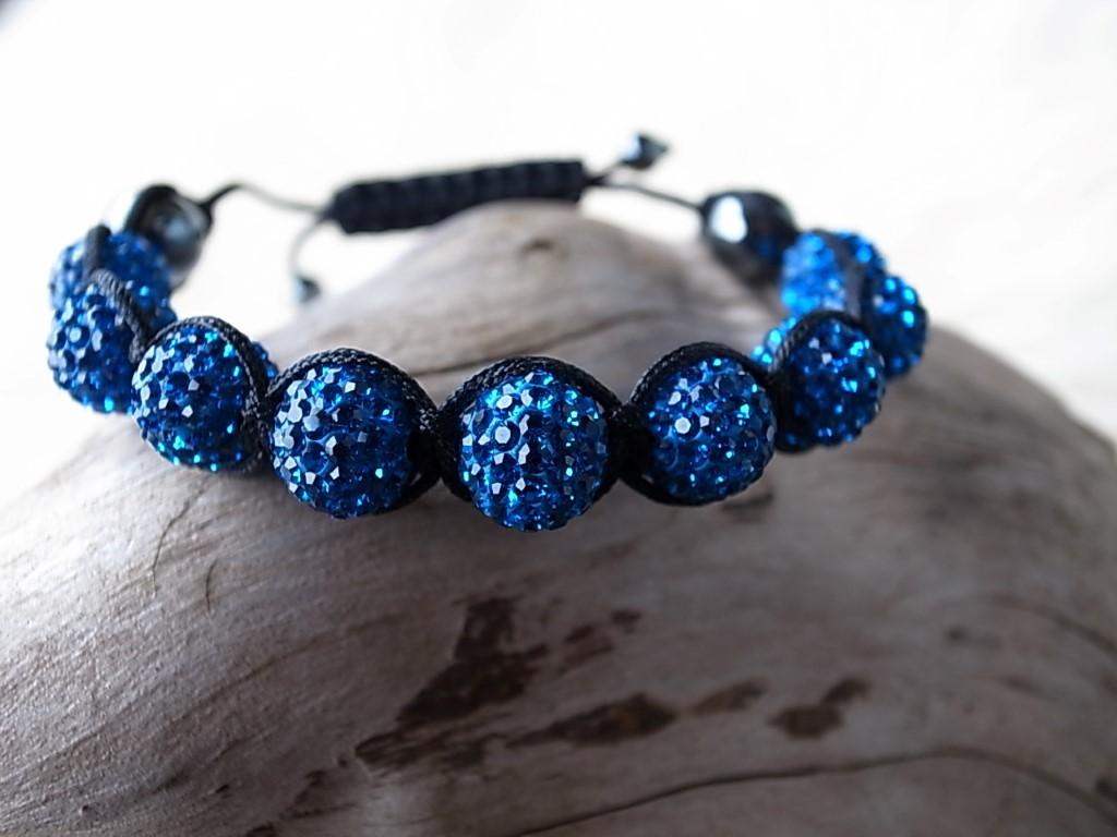 Moon-Bracelet sky-blue