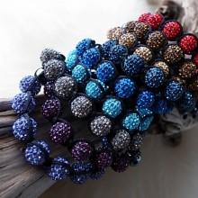 1 -Swarovski- Moon-Bracelet in diversen Farben Länge verstellbar je CHF 25.00